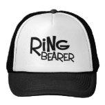 Hipster Ring Bearer Trucker Hat