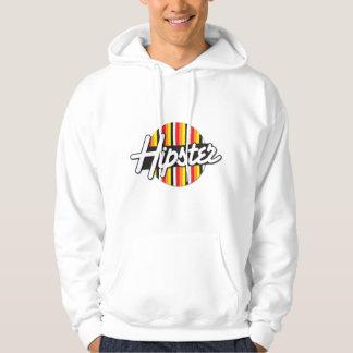 Hipster Rockabilly design Hoodie