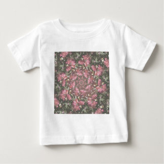 Hipster roses baby T-Shirt
