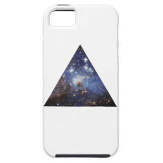Hipster Space Triangle iPhone SE/5/5s Case