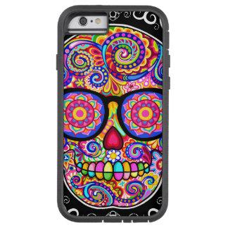 Hipster Sugar Skull iPhone 6 case