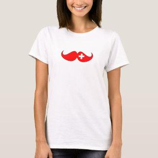 Hipster: Switzerland F T-Shirt