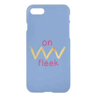 Hipster Teen iPhone 7 Case