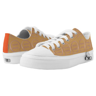 Hipster Teen Low-Top Sneakers