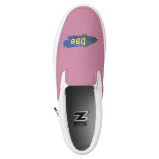 Hipster Teen Slip-On Sneakers