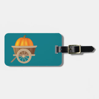Hipster Thanksgiving Bag Tag