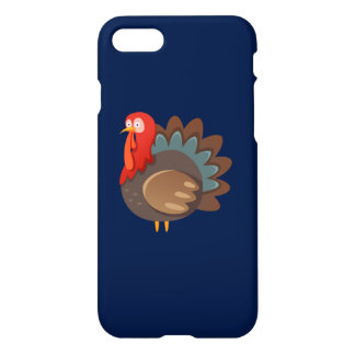 Hipster Thanksgiving iPhone 8/7 Case