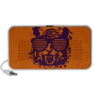 Hipster Tiger Speaker System