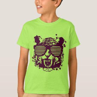 Hipster Tiger T-Shirt