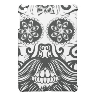 Hipster to sugar skull 1 cover for the iPad mini