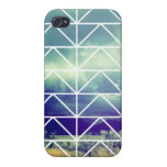 Hipster Triangle Case iPhone 4 Cover