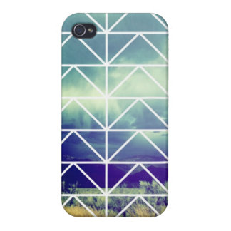 Hipster Triangle Case iPhone 4/4S Case