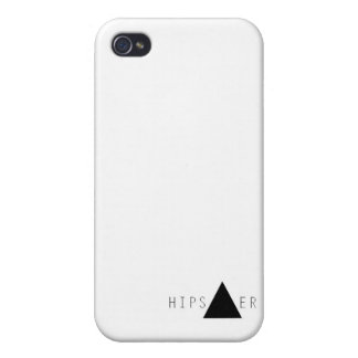 Hipster Triangle Covers For iPhone 4