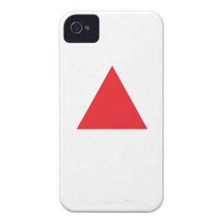 Hipster triangle iPhone 4 Case-Mate case