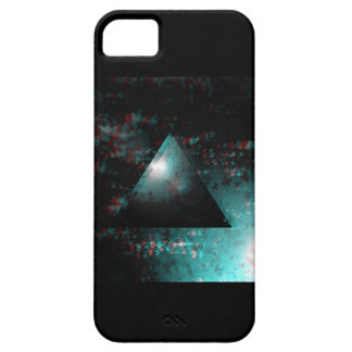 HIPSTER Triangle iPhone SE/5/5s Case