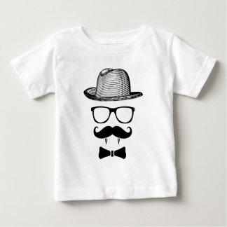 Hipster Vampire Gentleman Tee Shirt