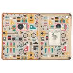 Hipsterrific (Cinereous) iPad Air Case
