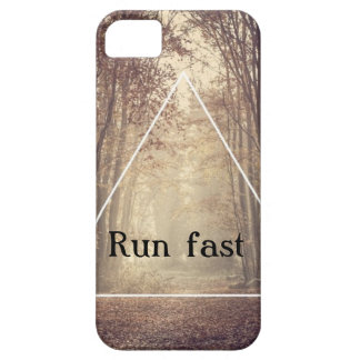 hipsters in the forest iPhone SE/5/5s case