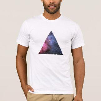 Hipstr Nebula Triangle t-Shirt Hipster