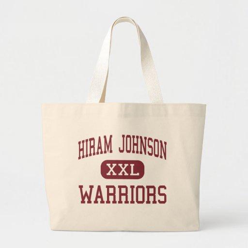 Hiram Johnson - guerreros - alto - Sacramento Bolsa