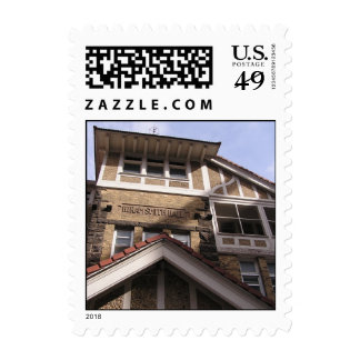 Hiram Smith Hall Stamp