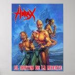 HIRAX_El_Rostro_de_la_Muerte_Poster Posters