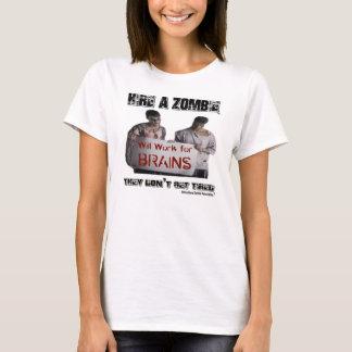 Hire a Zombie T-Shirt