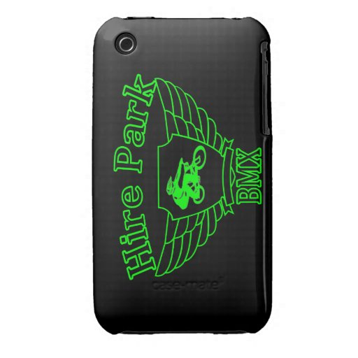 Hire Park BMX iPhone 3G/3Gs Barely There Case Case-Mate iPhone 3 Cases