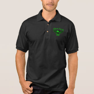 Hire park BMX Polo - Front logo only