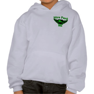 Hire Park BMX Youth Hoodie