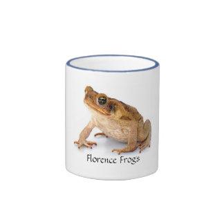 HiRes Frog Ringer Coffee Mug