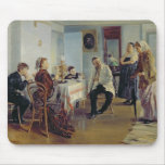 Hiring of a Maid, 1891-92 Mouse Pad