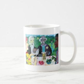 Hiring of Spies Classic White Coffee Mug