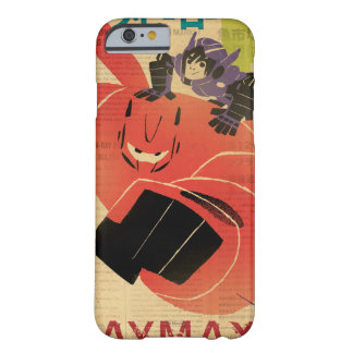 Hiro And Baymax Propaganda Barely There iPhone 6 Case
