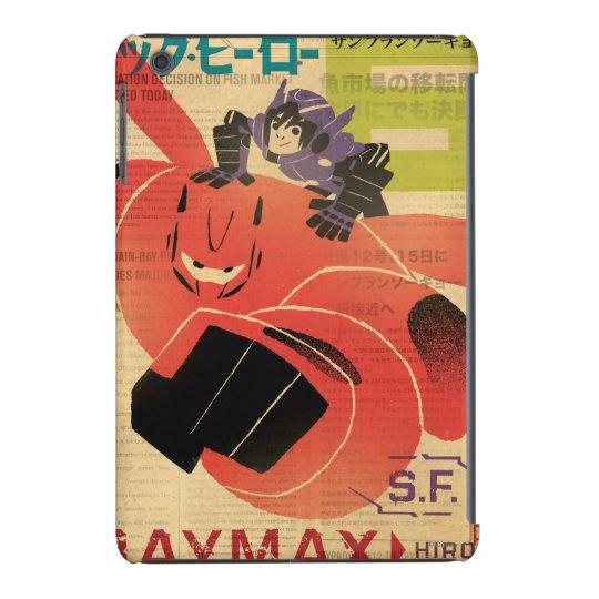 Hiro And Baymax Propaganda iPad Mini Cover