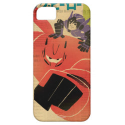 Big Hero 6 Propaganda Style Case-Mate Vibe iPhone 5 Case