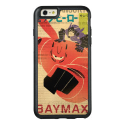 OtterBox Symmetry iPhone 6/6s Plus Case with Big Hero 6 Propaganda Style design