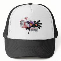 Hiro   Pretty Sick Trucker Hat