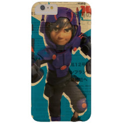 Hiro Hamada from Big Hero 6 Case-Mate Barely There iPhone 6 Plus Case