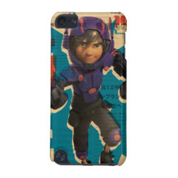Case-Mate Barely There 5th Generation iPod Touch Case with Hiro Hamada from Big Hero 6 design