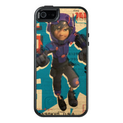 OtterBox Symmetry iPhone SE/5/5s Case with Hiro Hamada from Big Hero 6 design