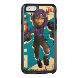 OtterBox Symmetry iPhone 6/6s Case with Hiro Hamada from Big Hero 6 design