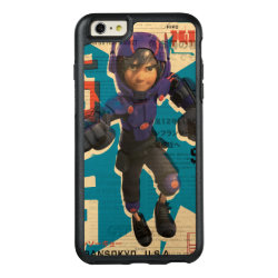 OtterBox Symmetry iPhone 6/6s Plus Case with Hiro Hamada from Big Hero 6 design