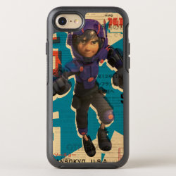 OtterBox Apple iPhone 7 Symmetry Case with Hiro Hamada from Big Hero 6 design