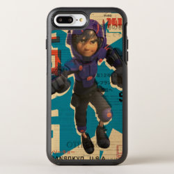 OtterBox Apple iPhone 7 Plus Symmetry Case with Hiro Hamada from Big Hero 6 design