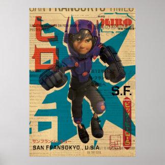 Hiro Propaganda Poster