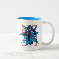 Hiro Hamada from Big Hero 6 Two-Tone Mug