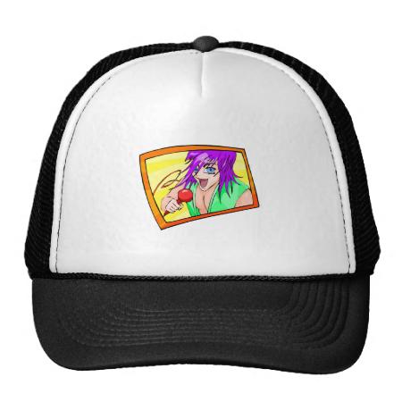 Hiromitsu Mesh Hat
