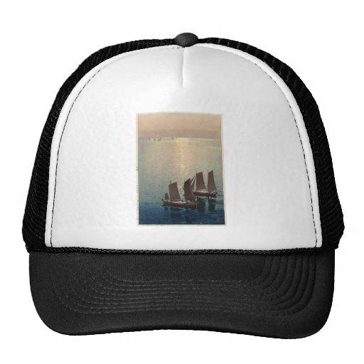 Hiroshi Yoshida Hikaru umi Trucker Hat