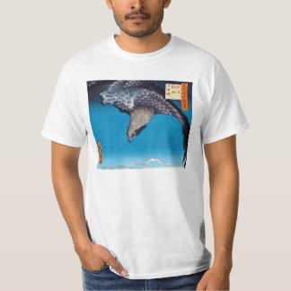 Hiroshige Eagle T-shirt